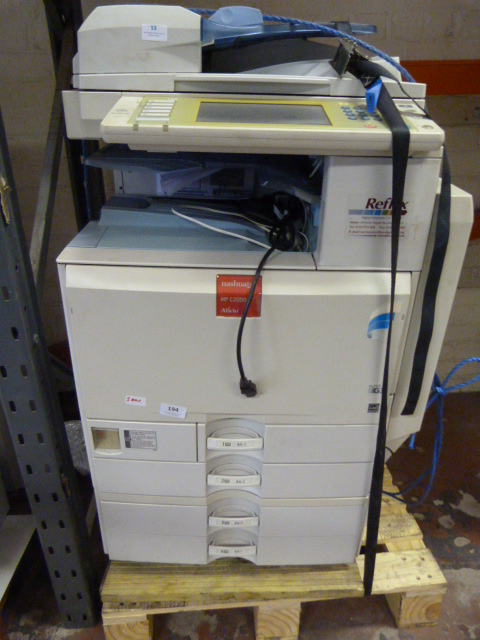 Lot 53 - Reflex MPC2000 Printer