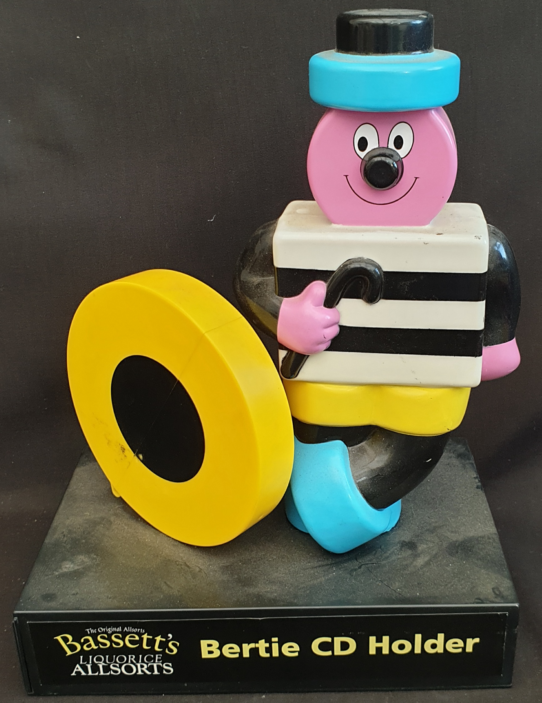 Novelty Bassett's Allsorts Money Box & CD Holder - Image 3 of 3