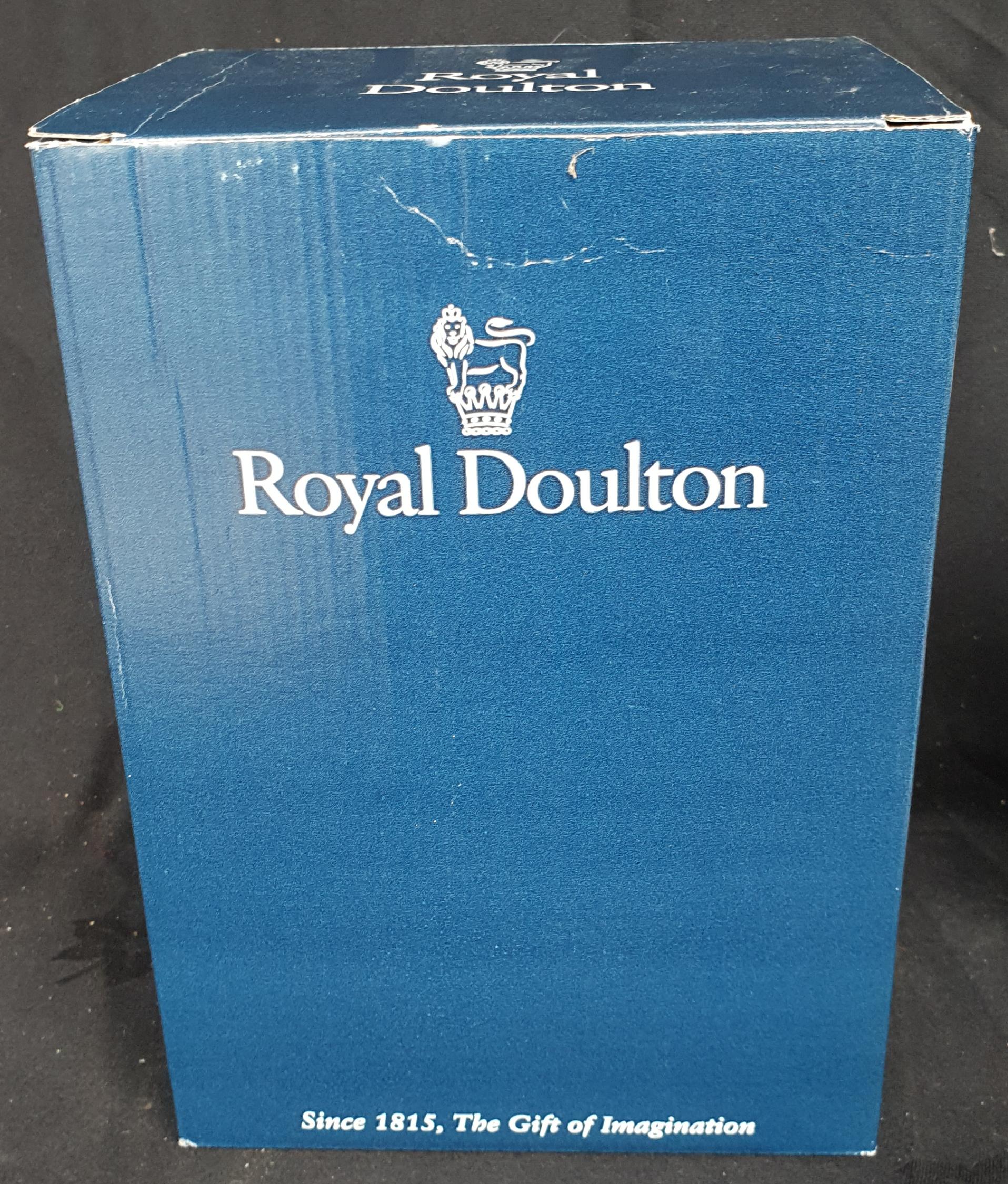 Vintage Limited Edition Royal Doulton Character Jug George Stephenson - Image 3 of 3
