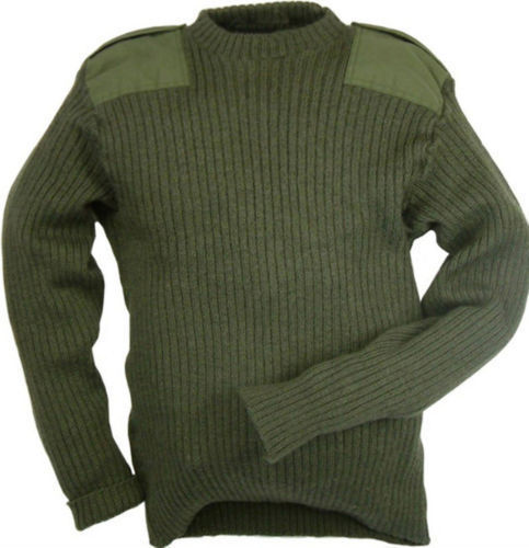 Lot 38 - 10x COMMANDO PULLOVERS - GRADE 1 - MIXED SIZES