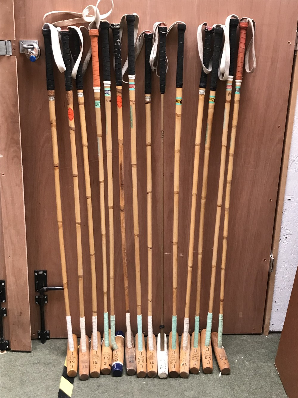 Lot 369 - Qty of polo sticks 51/52/53s approx 14