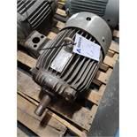 Toshiba B0254FLF1U1H 25 HP Electric Motor