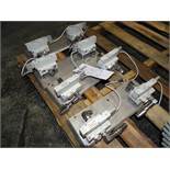 Lot of 8 SMC SV4200-5WIU-04N Solenoid Valves