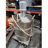 GRACO 207352 Air Powered Drum Pump