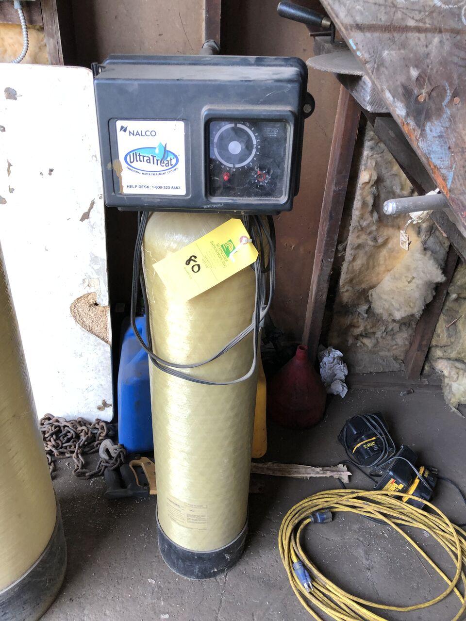 Lot 80 - Nalco Water Treatment Tank