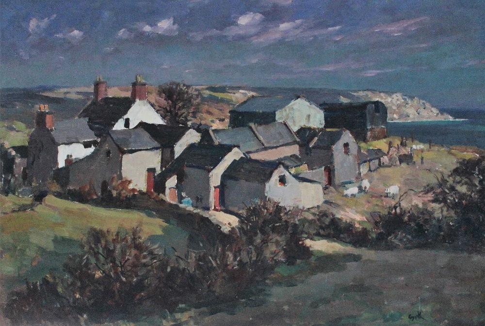 Gyrth Russell Gower Coast Farm,