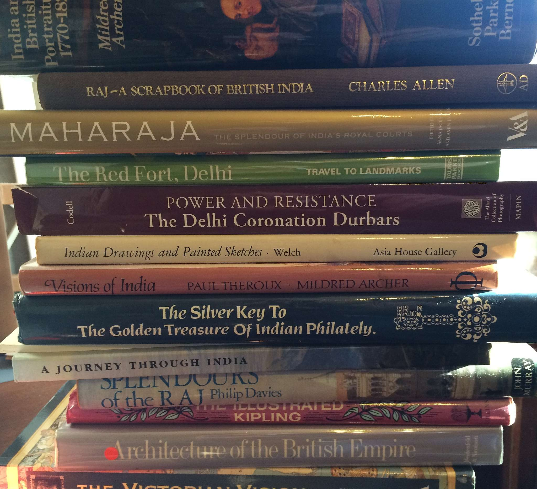INDIA & PAKISTAN – Indian Coffee Table Books Maharaja The
