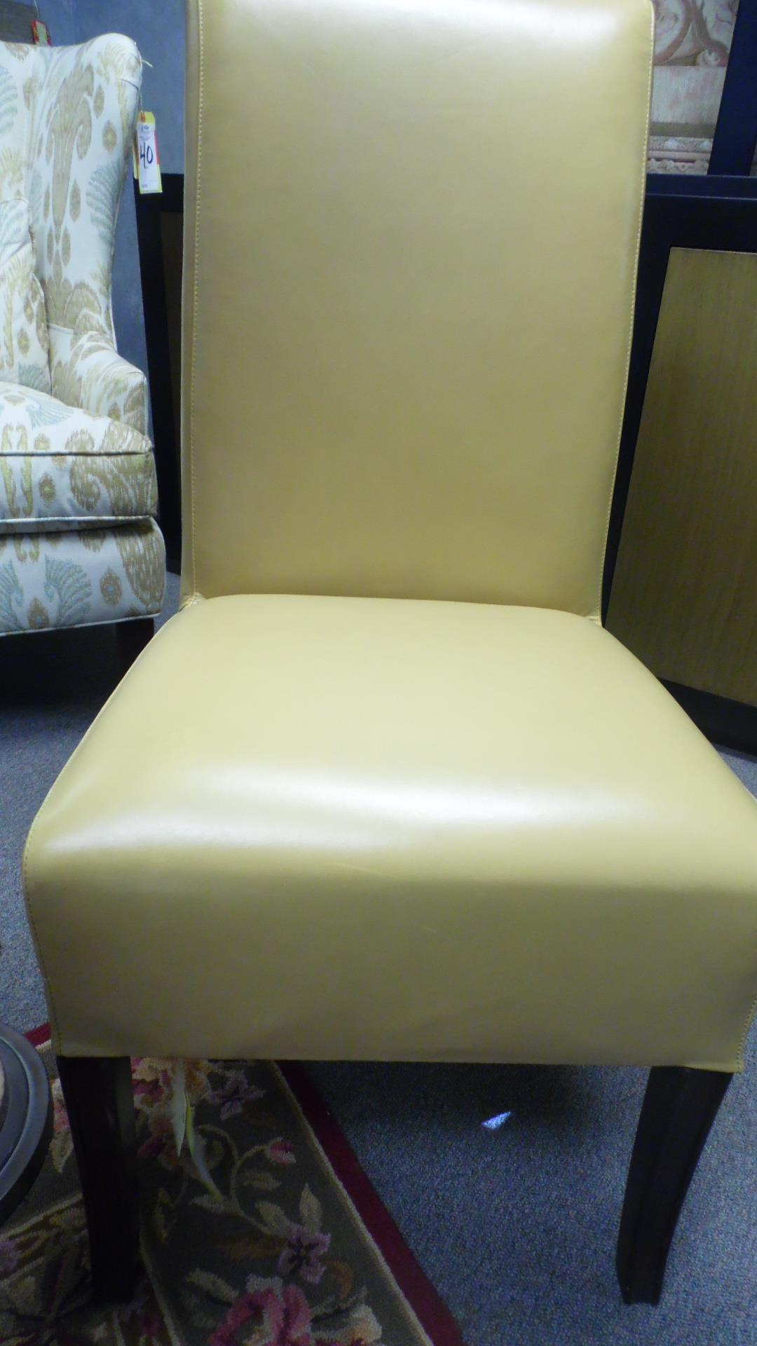 Lot 57 - SIDE CHAIR