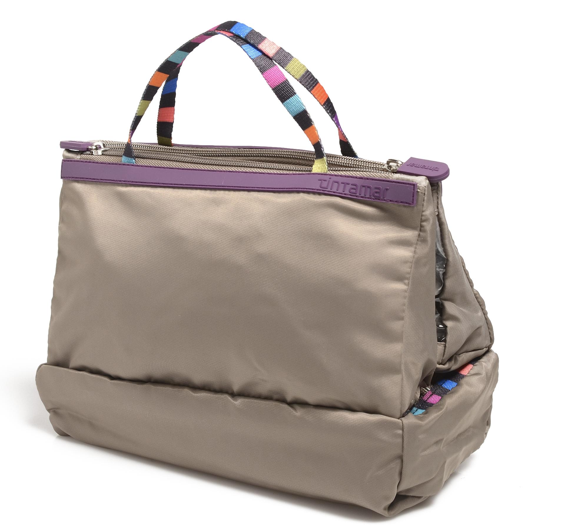 Tintamar Easy Travel Vanity Bag Organiser Taupe Rrp 163 33 5 2585 9 1 The Total Price For Buy It