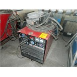 LINCOLN DC 400 ARC WELDER