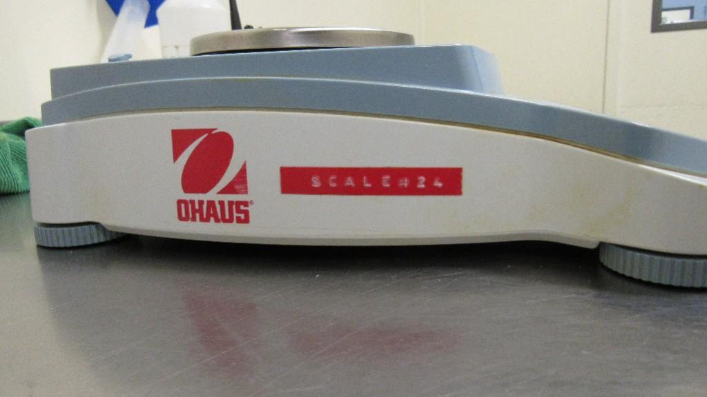 Lot 54 - Ohaus Scale