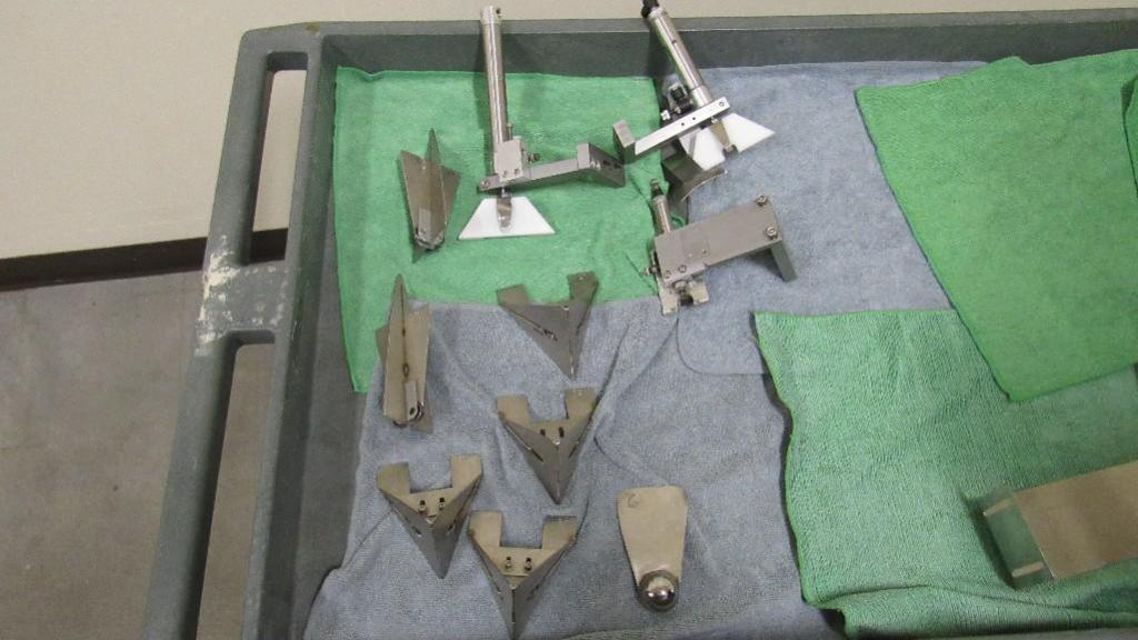 Lot 24 - Assorted Capsealer Tooling
