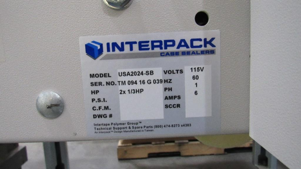 Interpack Case Sealer - Image 4 of 7