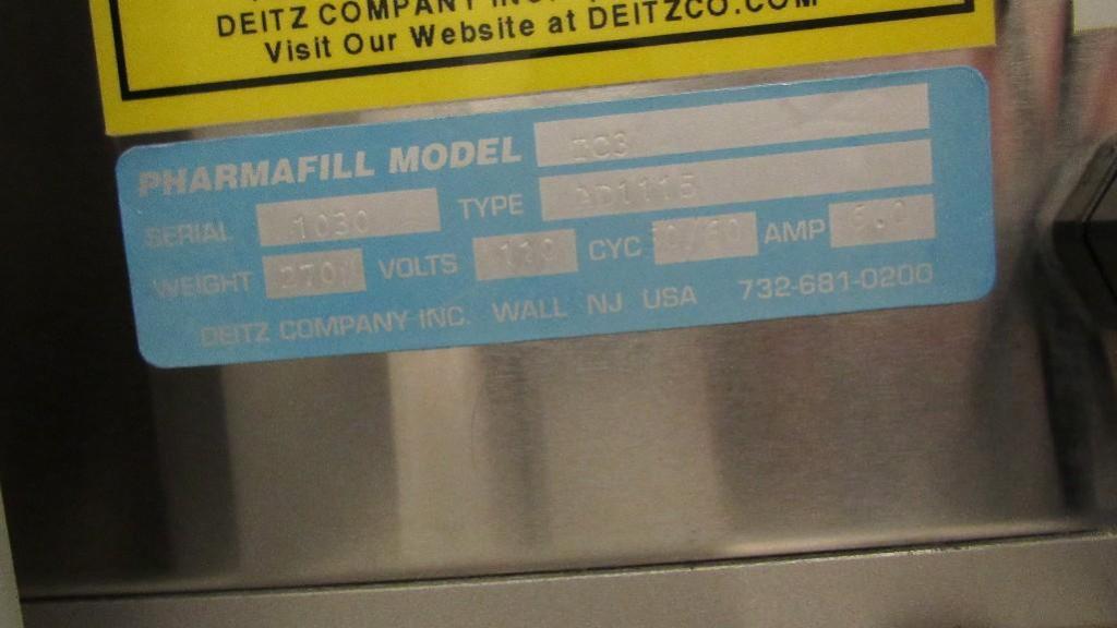 Lot 29 - Pharmafill Tablet Counter