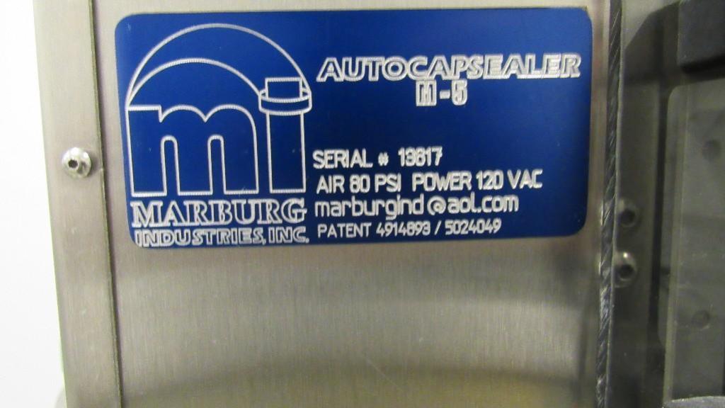 Marburg Autocapsealer - Image 5 of 6