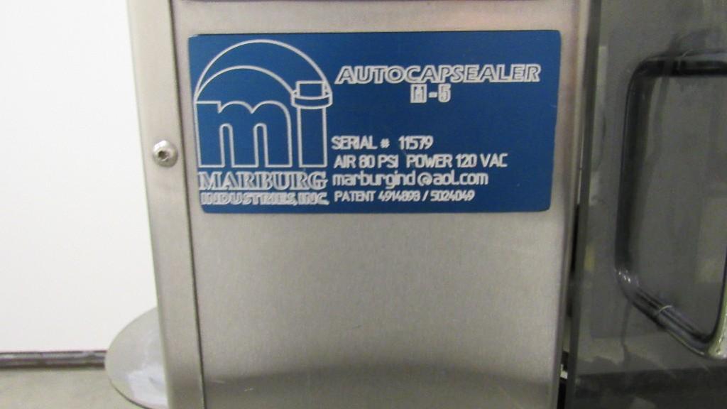 Lot 47 - Marburg Autocapsealer