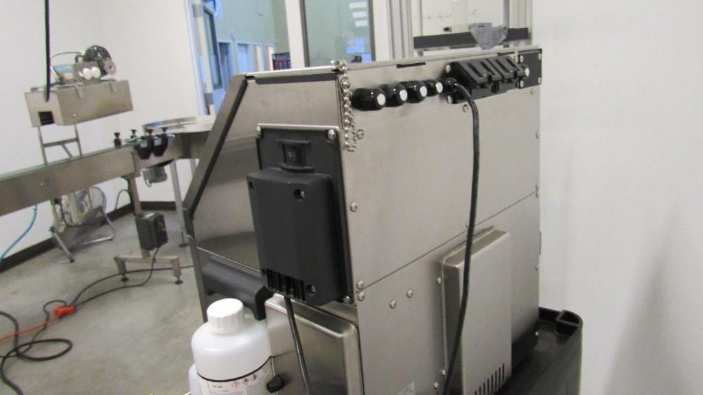 Lot 38 - Hitachi Ink Jet Printer