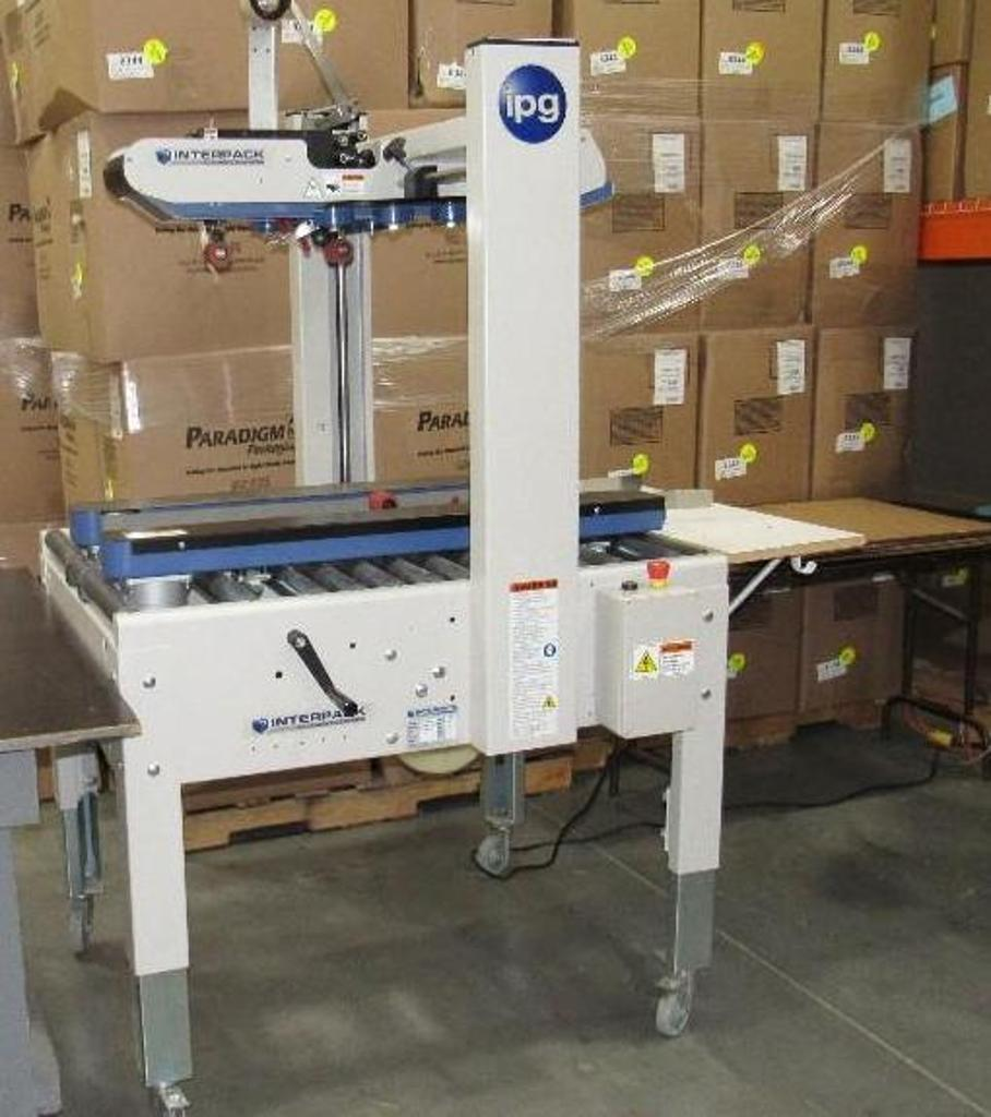 Interpack Case Sealer