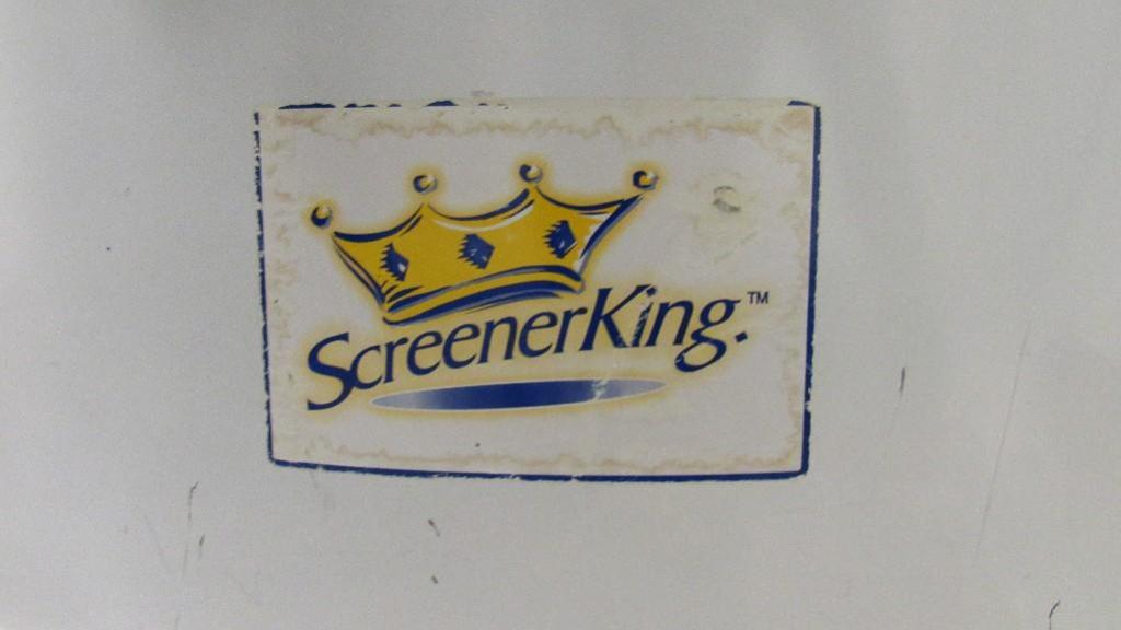 Lot 78 - Screener King Sifter