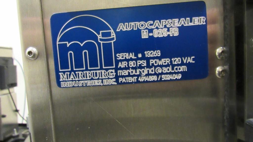 Lot 10 - Marburg Autocapsealer