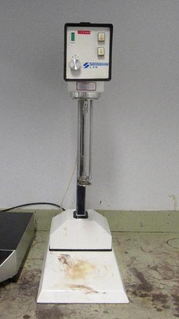 Lot 74 - Silverson Lab Mixer