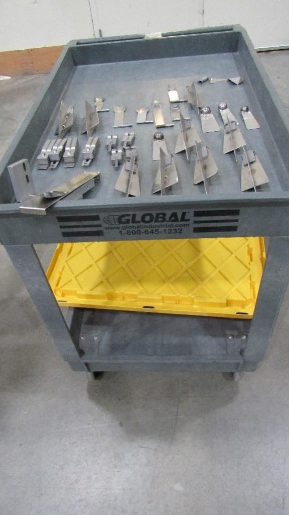 Lot 26 - Assorted Capsealer Tooling