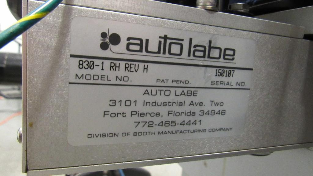 Autolabe Labeler - Image 7 of 7