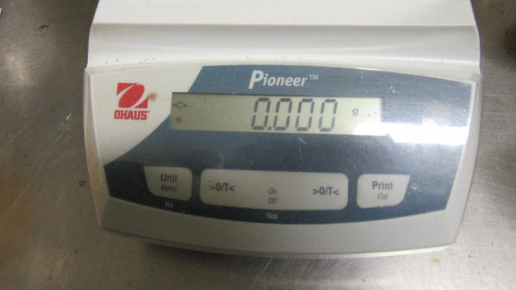 Ohaus Lab Scale - Image 3 of 5