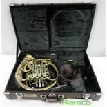 Yamaha YHR 667D French Horn As Spares.