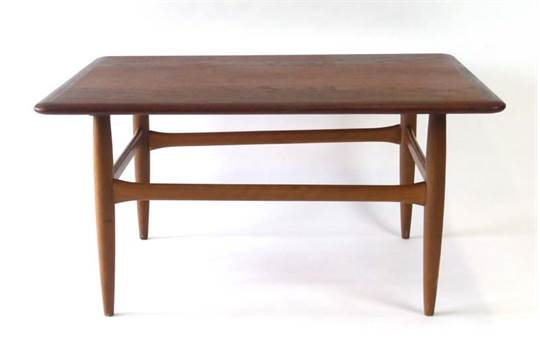 Kurt Ostervig for Jason Ringsted, a 1960's Danish teak and