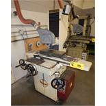 "FREEPORT SGS-618 MANUAL SURFACE GRINDER WITH 6""X18"" MAGNETIC CHUCK, S/N: 411603 (CI, BUILDING 2)"