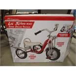 Boxed Schwinn 3 wheel tricycle