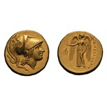 Lot 27 - Macedonian Kingdom. Alexander III The Great. 336-323 BC. Stater, 8.62g (8h). Amphipolis, c. 330-