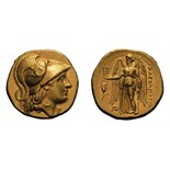 Lot 29 - Macedonian Kingdom, Alexander III The Great. 336-323 BC. Stater, 8.62g (11h). Abydos, in the name of