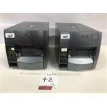 2 x Citizen Label Printers