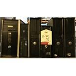 6 x Desktop PC Towers. See description.
