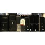 8 x Desktop PC Towers. See description.