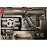 DESCRIPTION CRAFTSMAN CORDLESS SCREWDRIVER ADDITIONAL INFORMATION INCLUDES CHARGER AND CASE AS SHOWN