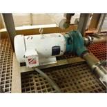 7.5 HP Baldor motor w/ Pump / Rigging Fee: $40