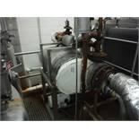B& G Steam Generator / Rigging Fee: $600