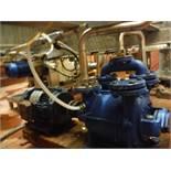 Gorman Rupp pump w/ 10 HP motor / Rigging Fee: $55
