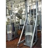 S.S. 11ft Custom Metal Craft Drum Dumper Model: 34680 S/N: 4F055438000, / Rigging Fee: $70
