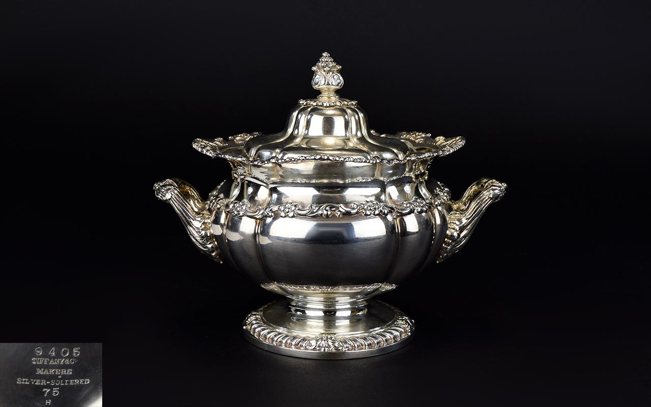 Lot 116 - Tiffany & Co Superior Quality Silver Pla