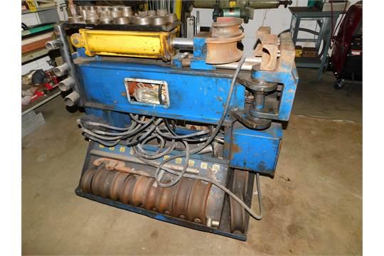 Exhaust Tubing Bender >> Ben Pearson Model Mc59 Muffler Shop Exhaust Pipe Tubing Bender