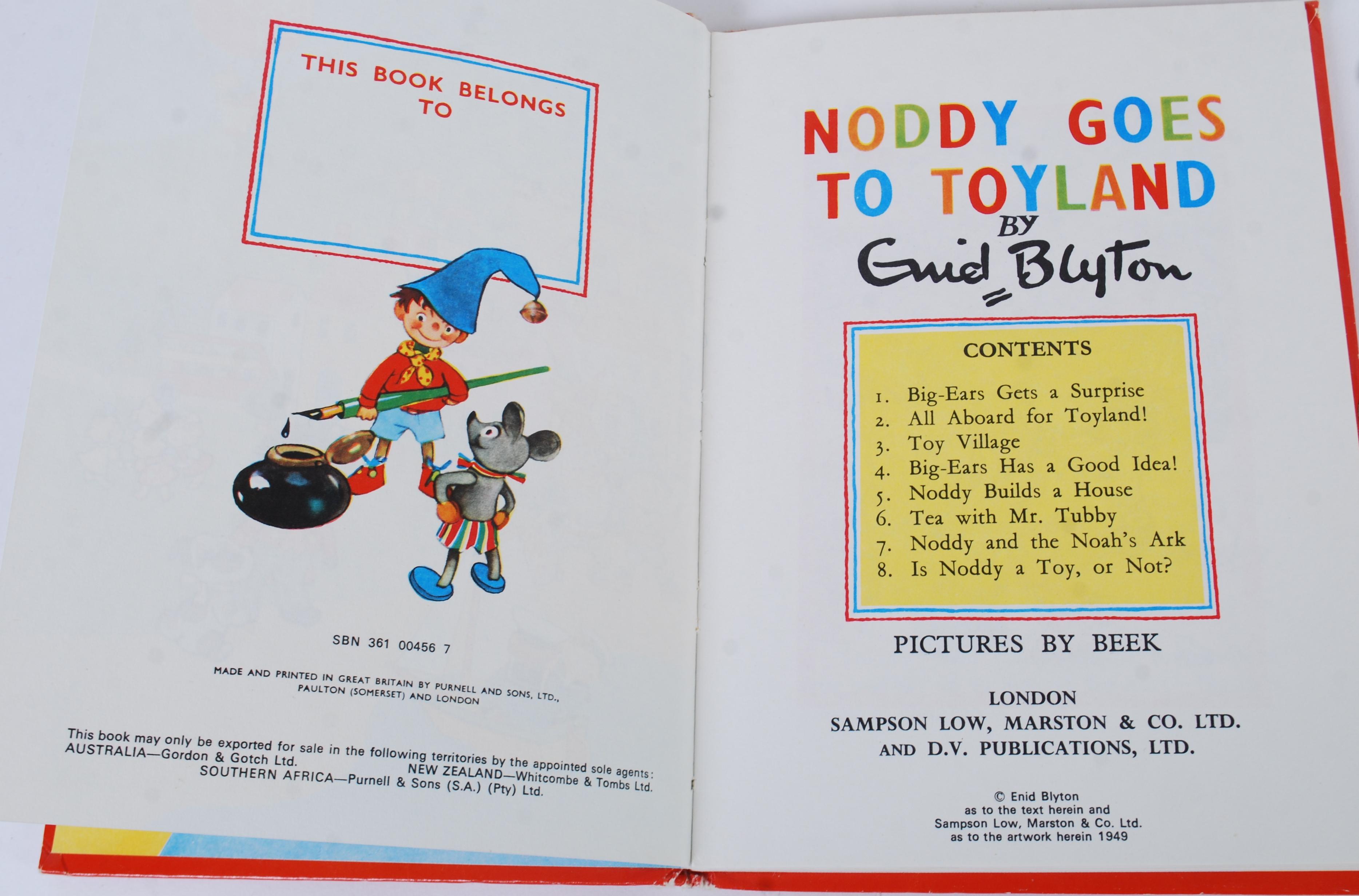 Enid Blyton Lot of 21 Vintage Books - Good to Very Good