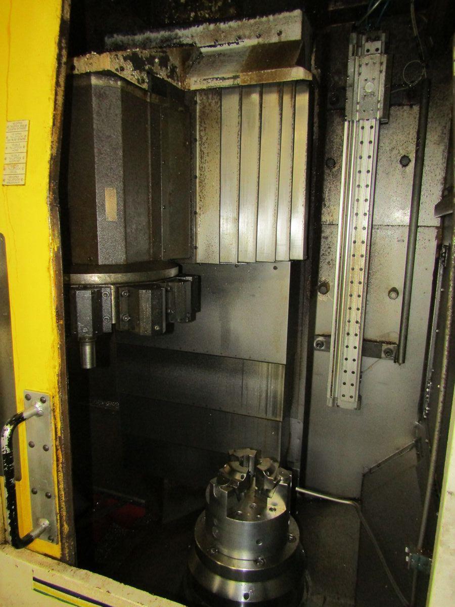 Lot 76 - Hardinge VTL200 CNC Vertical Turret Lathe