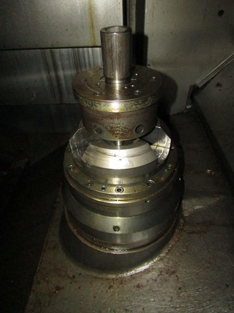 Lot 78 - Hardinge VTL200 CNC Vertical Turret Lathe