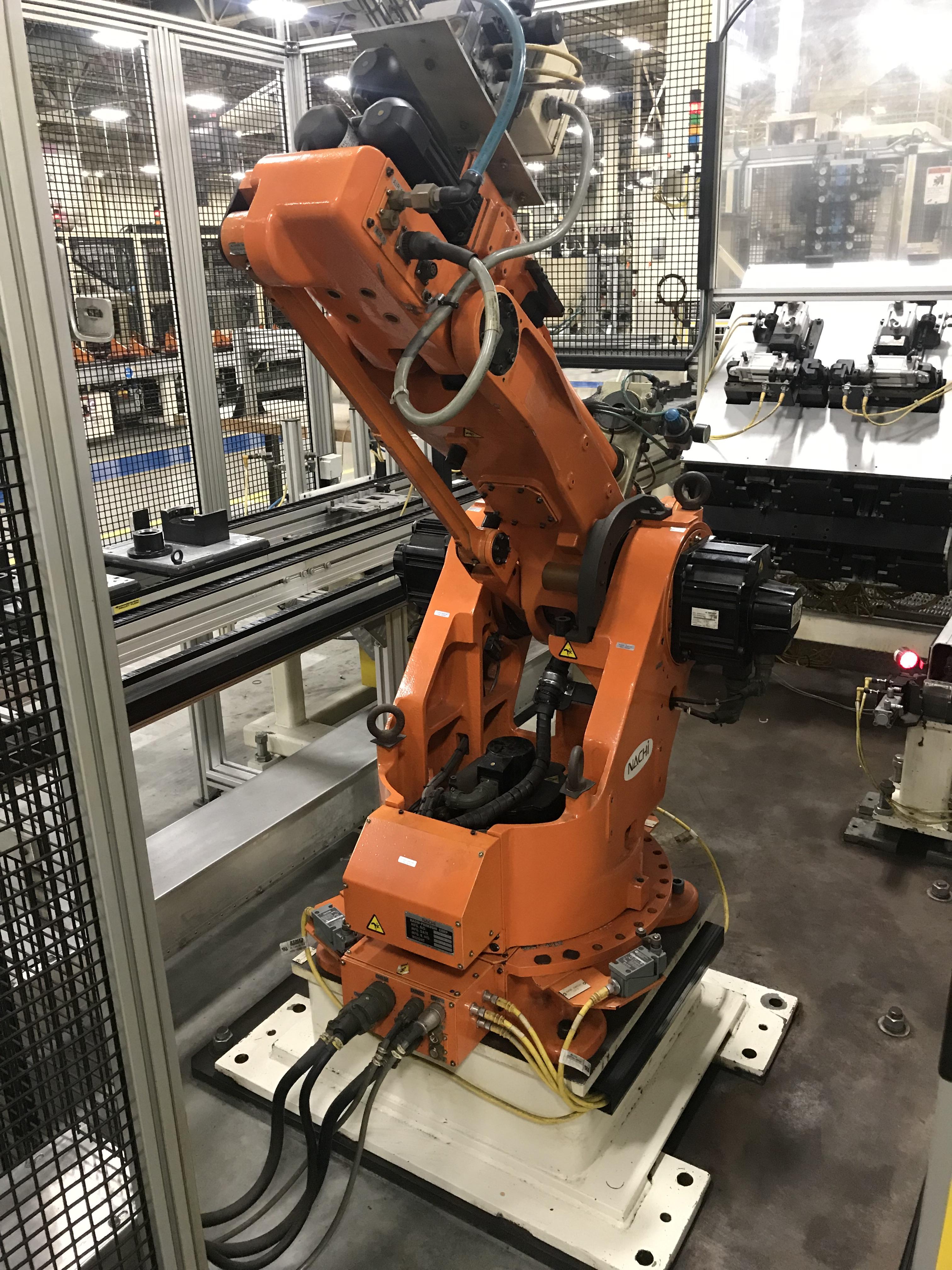 Lot 142 - 2002 Nachi SC50F-01 Robot