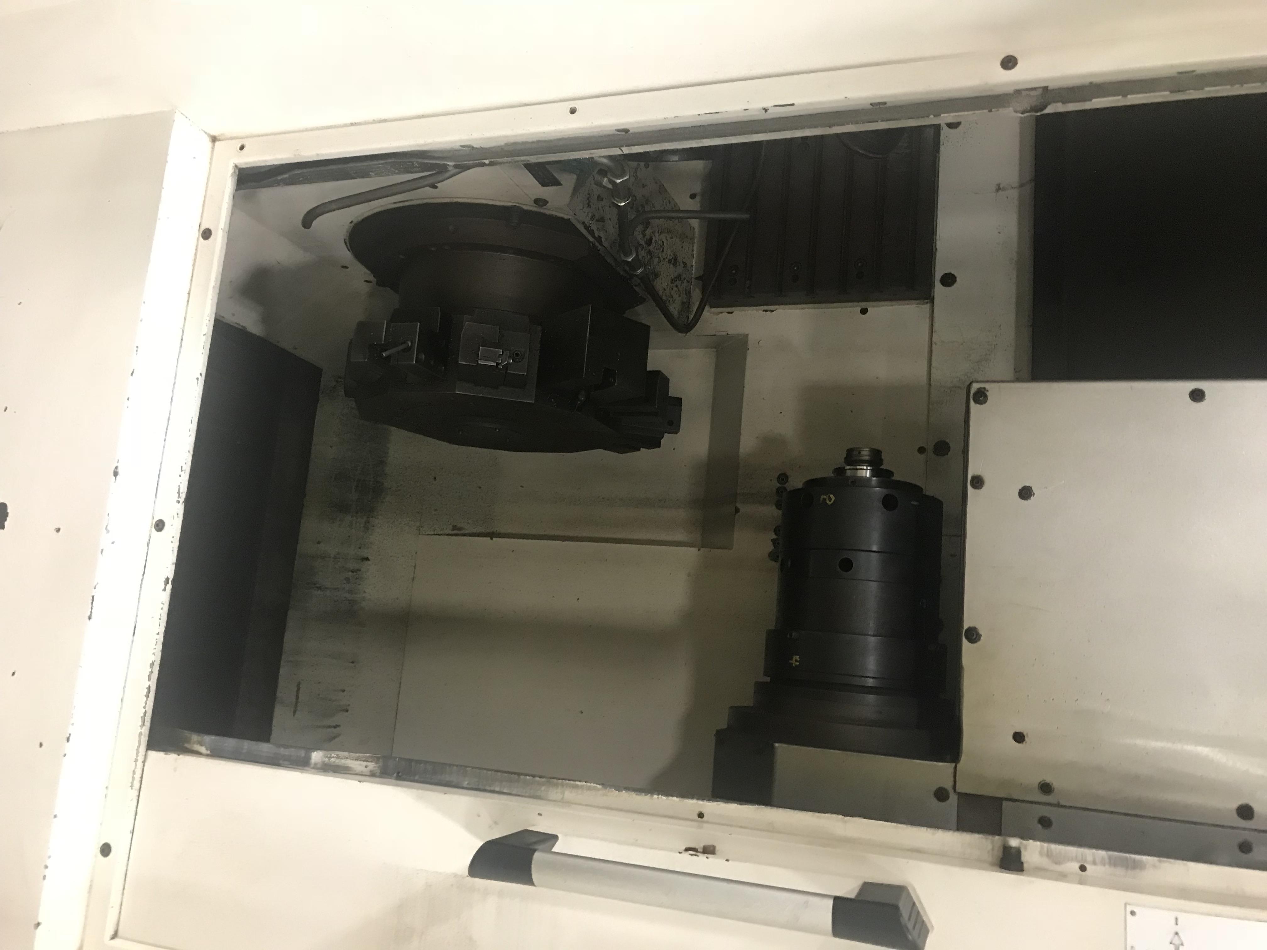 Lot 131 - 2004 Emag HSC250DS CNC Lathe