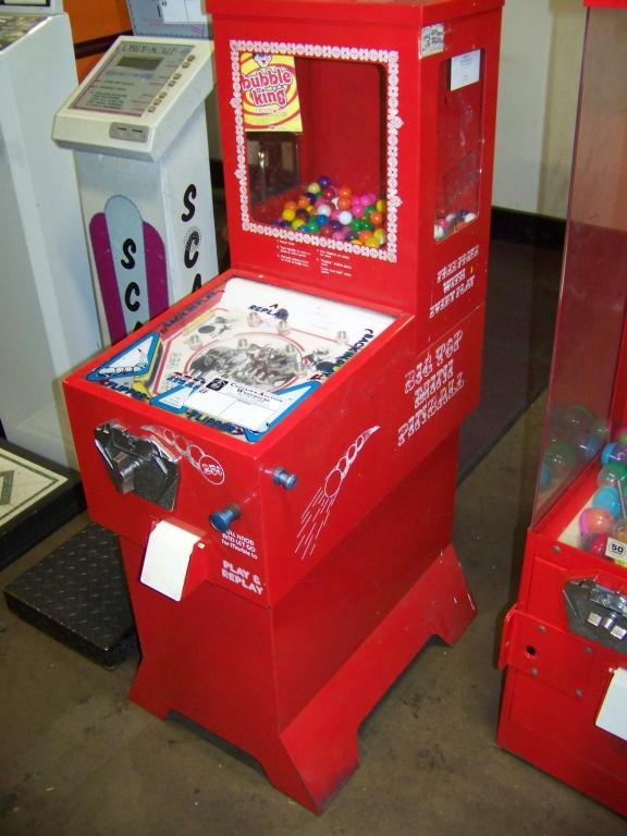 big top pinball machine